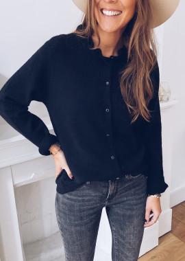 Black Clara sweater