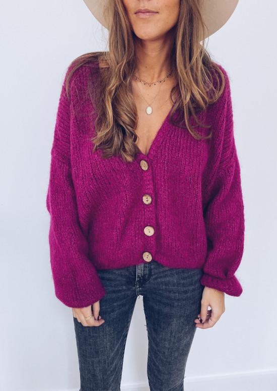 Baya Purple Vest
