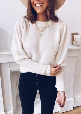 Alizée sweater ecru