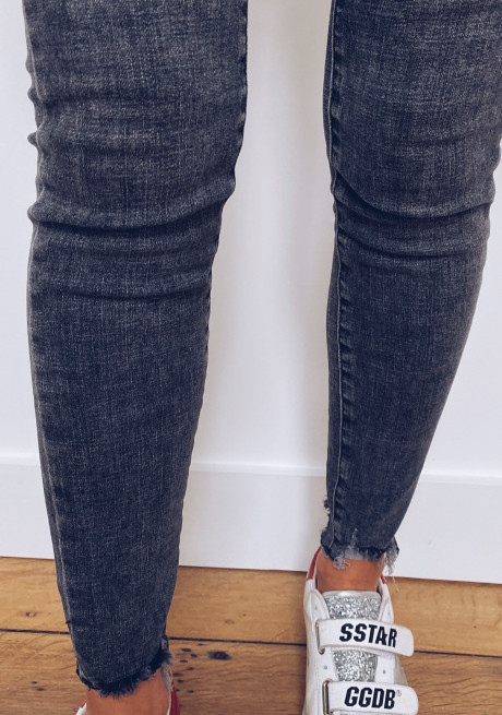Dark grey Mathias jeans