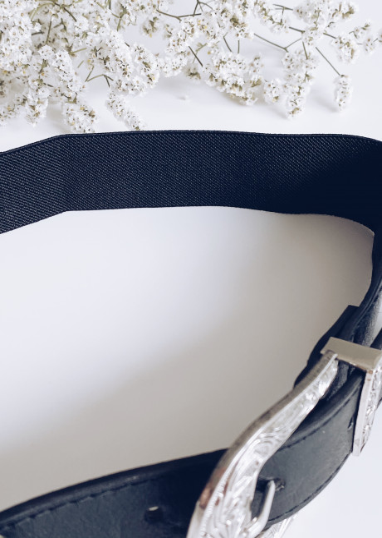 Black Tilly Belt