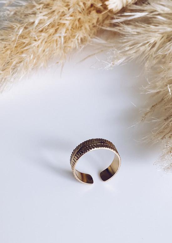 Golden Melo ring
