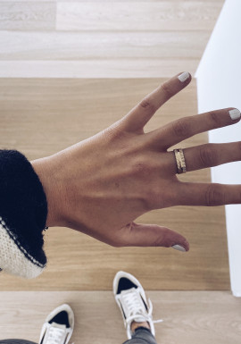 Golden Melo ring