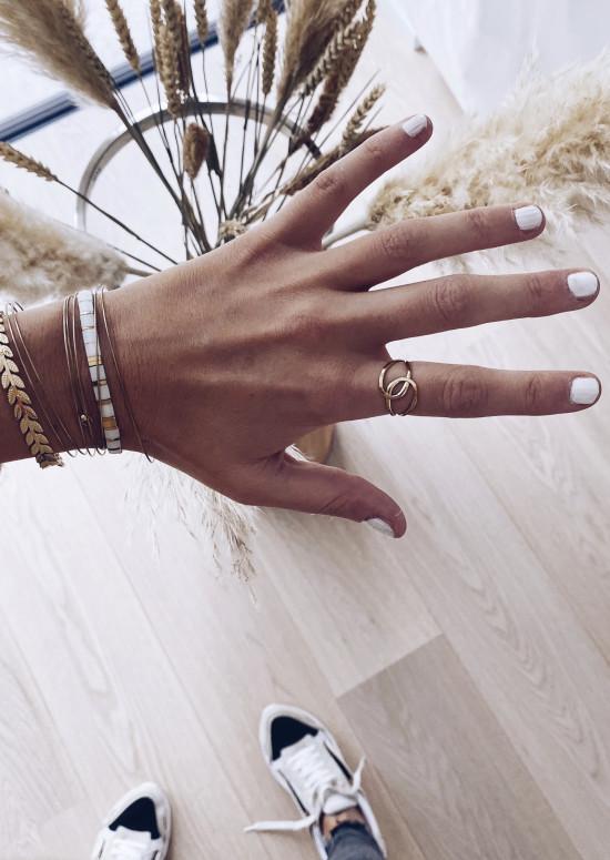 Golden Adji ring