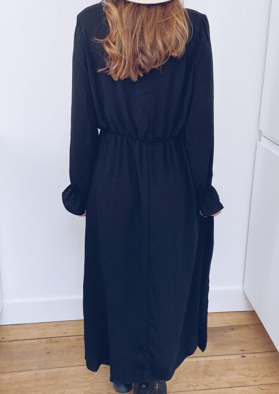 Robe Sixtine noire