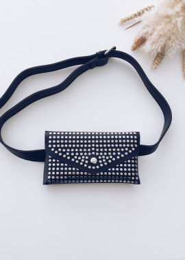 Black Aby bag belt