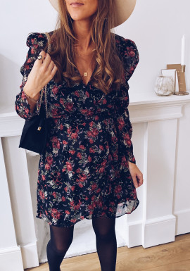 Helma flower dress