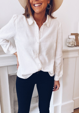 White Florine shirt