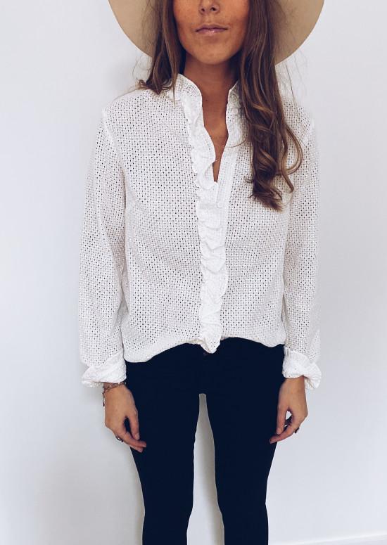White Robine Shirt