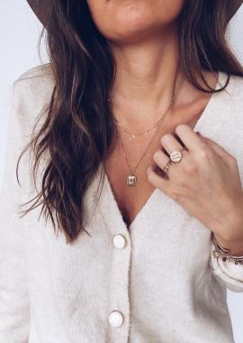 Golden Klaus necklace
