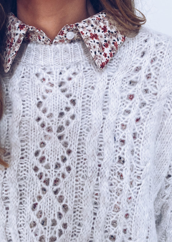Beige Paloma sweater
