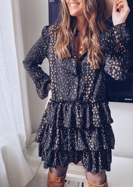 Izou patterned dress