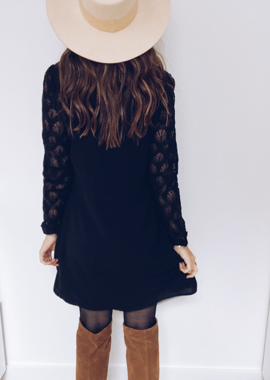 Black Nath dress