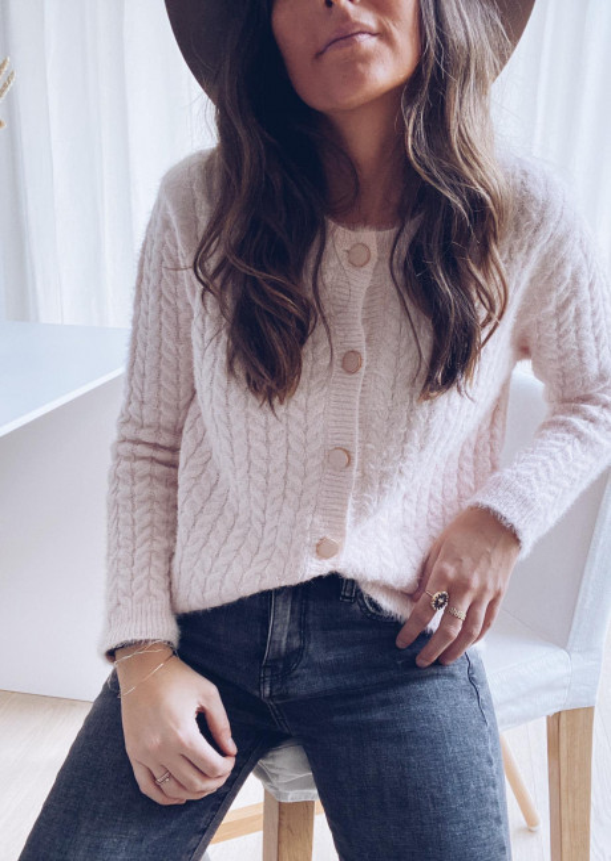 Pink Victorina sweater
