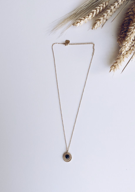 Golden Olgy necklace