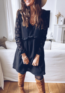 Black Nath dress