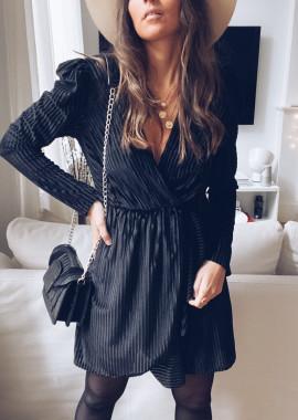 Black April dress