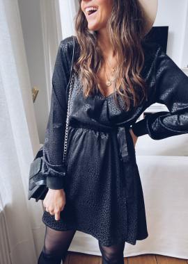 Black Philippine dress