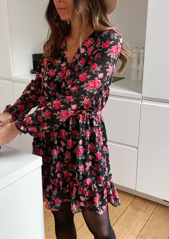 Flowery Isabella dress