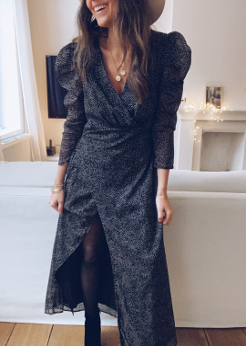 Black Valou Dress