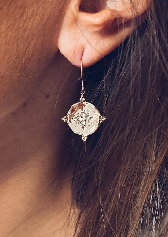 Golden Sosy earrings