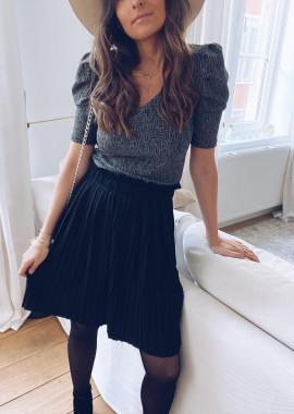 Black Daphne skirt