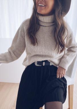 Beige Clément sweater