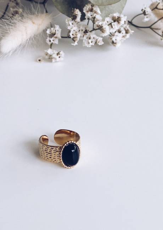 Golden Lumi ring