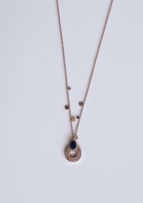 Golden Ina necklace