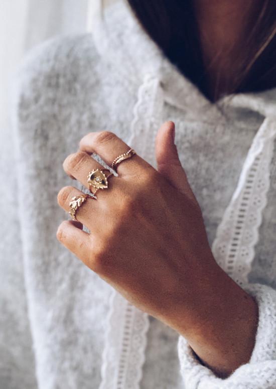 Golden Maida ring