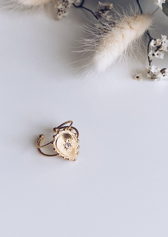 Golden Mado ring