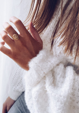 Golden Mado ring