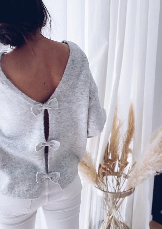 Light grey Noanne sweater