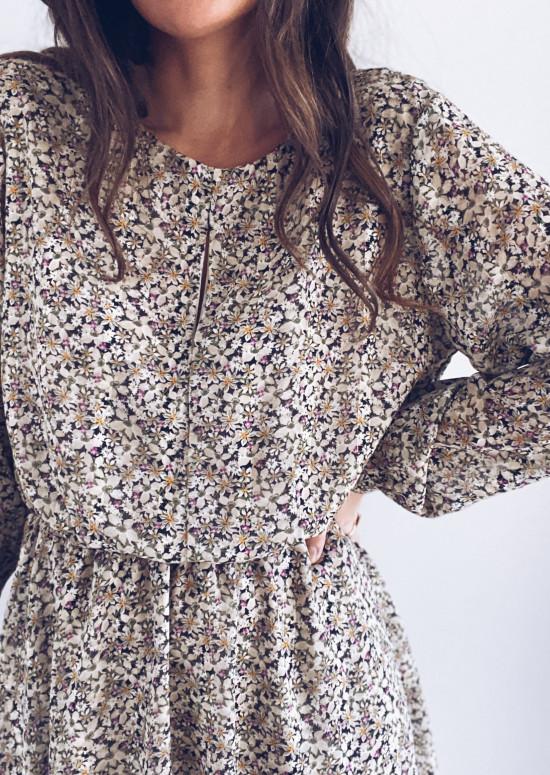Floral Meredith dress