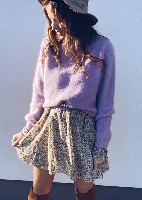 Lavender Paulina sweater
