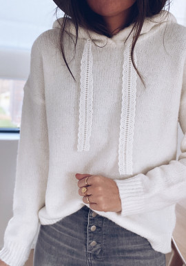 Ecru Ilona sweater