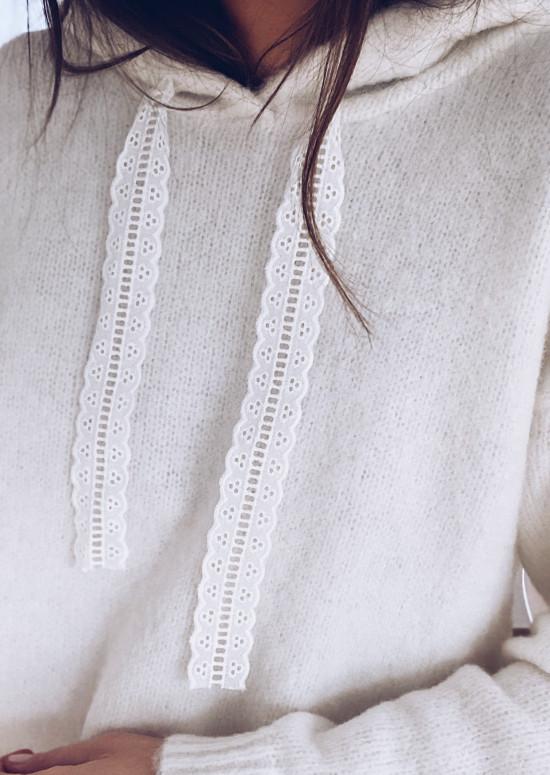 Ecru Ilona sweater