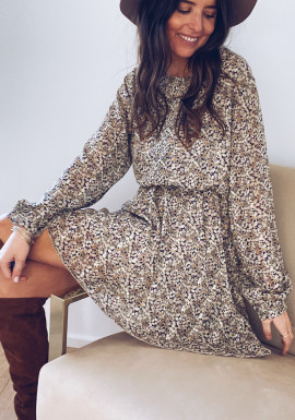 Floral Meredith dress