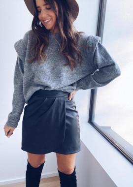 Dark grey Callie sweater
