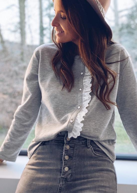 Grey Jamy jeans