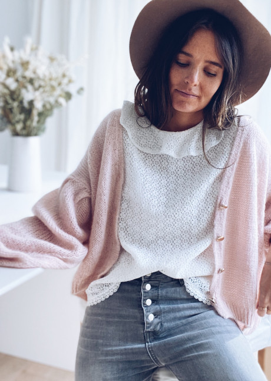 White Lady blouse