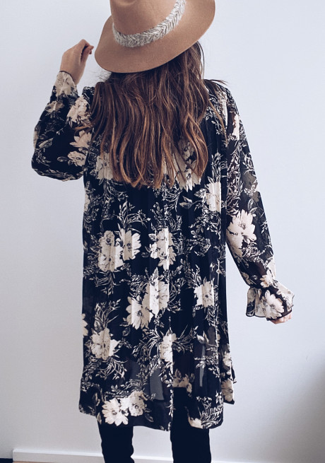 Black Luna dress