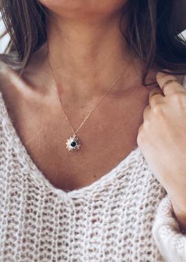 Golden Jacob necklace