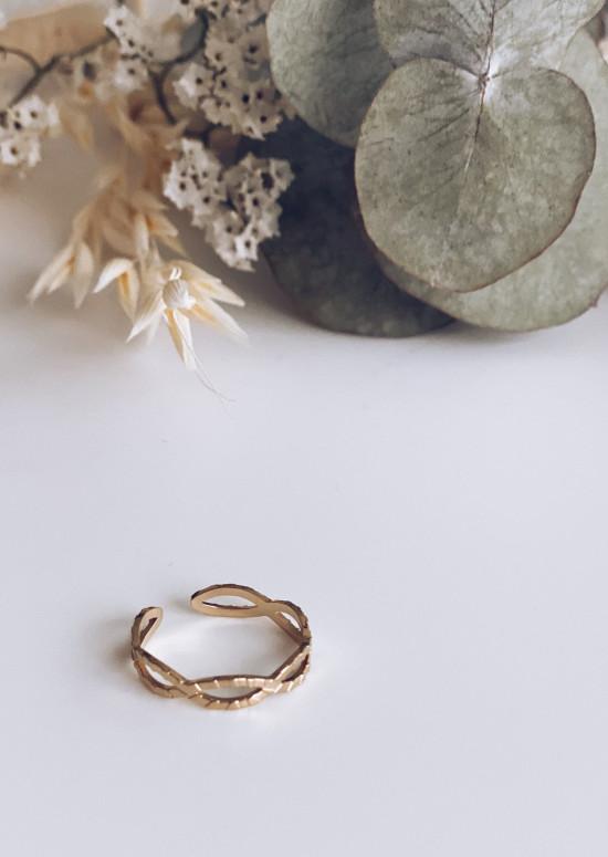 Golden Tulio ring