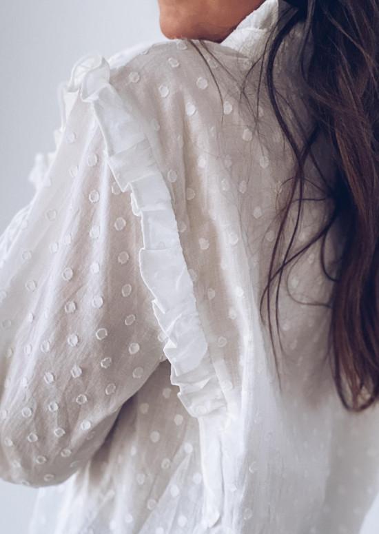 Ecru Paulette blouse