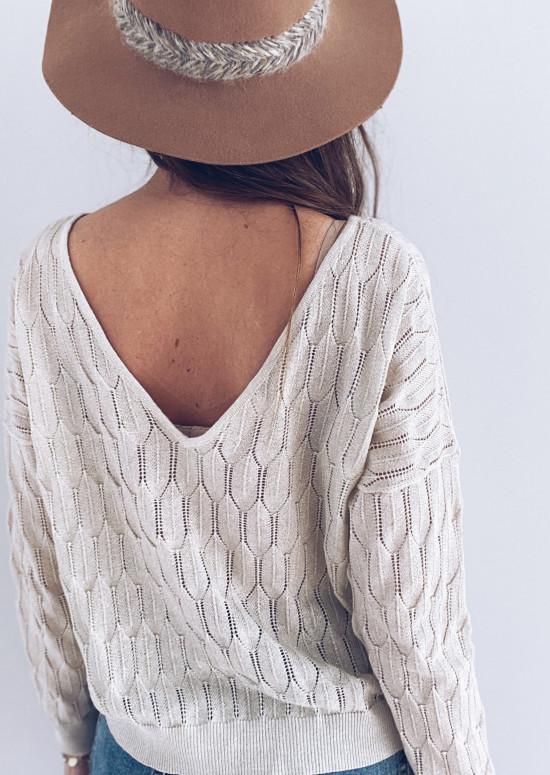 Golden Lincoln fine sweater