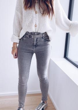 Jeans Raven gris