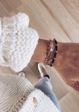 Bracelet Mery doré
