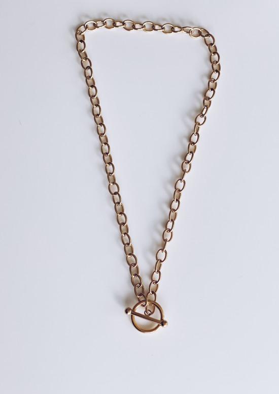 Golden Silvi necklace
