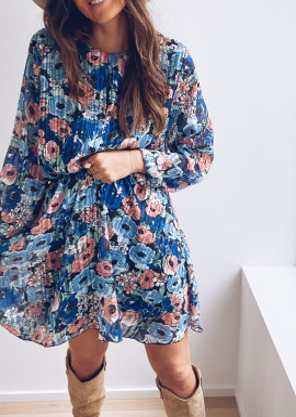 Robe Cilli à fleurs